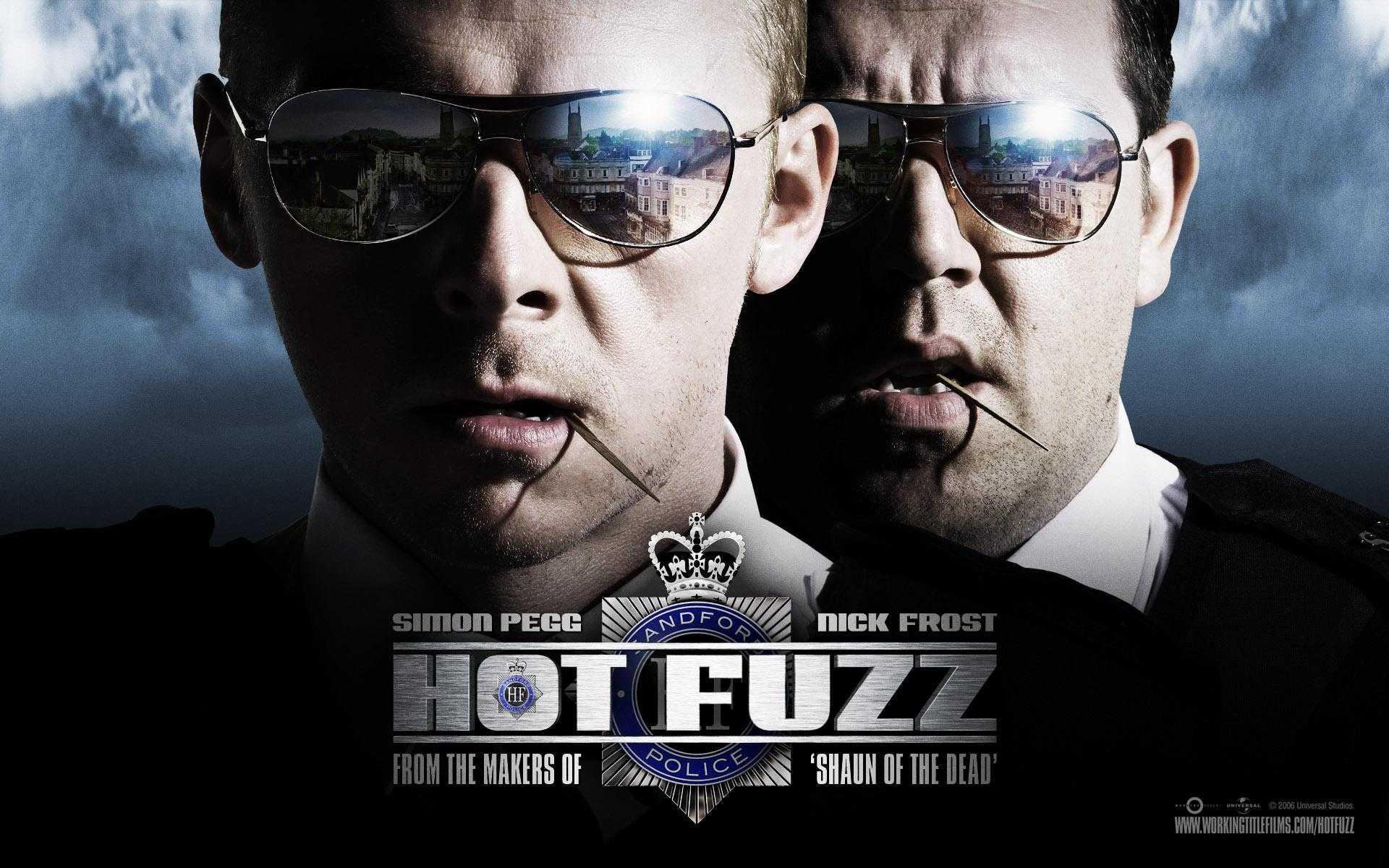 Hot Fuzz Verbrechen Verboten