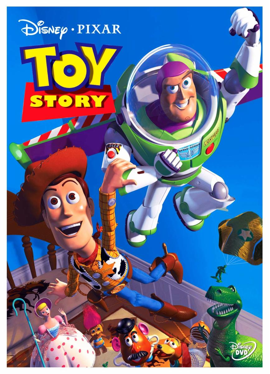 Toy Story Toys : Toy story review film takeout