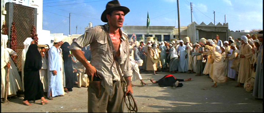 Raiders of the Lost Ark Review - Film Takeout | 1024 x 440 jpeg 83kB