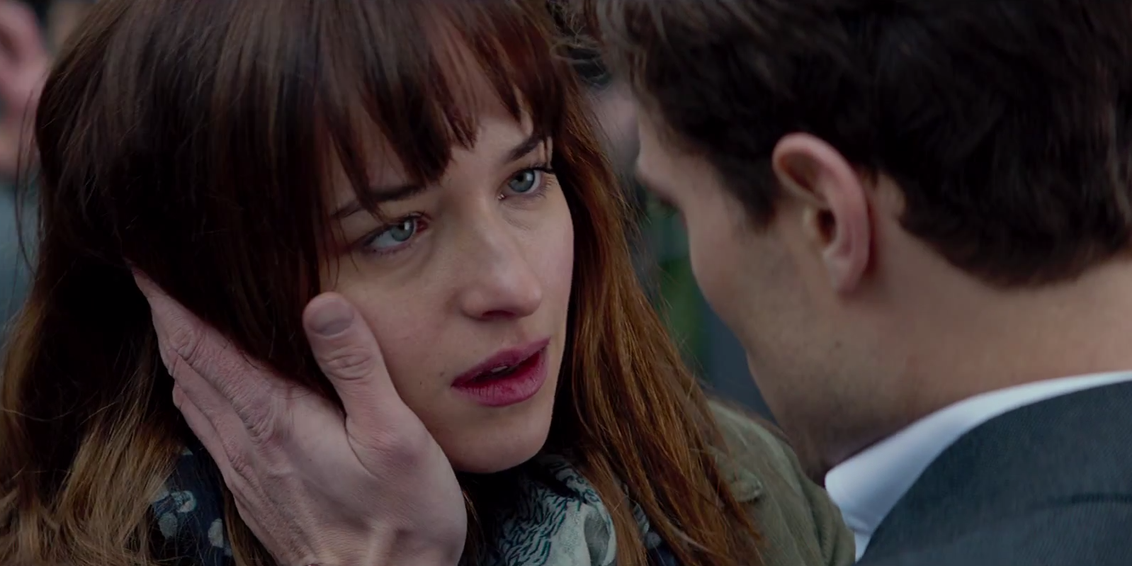 Fifty shades of grey review film takeout for Bett 50 shades of grey