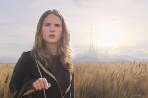 Disney's TOMORROWLAND..Casey (Britt Robertson) ..Ph: Film Frame..?Disney 2015