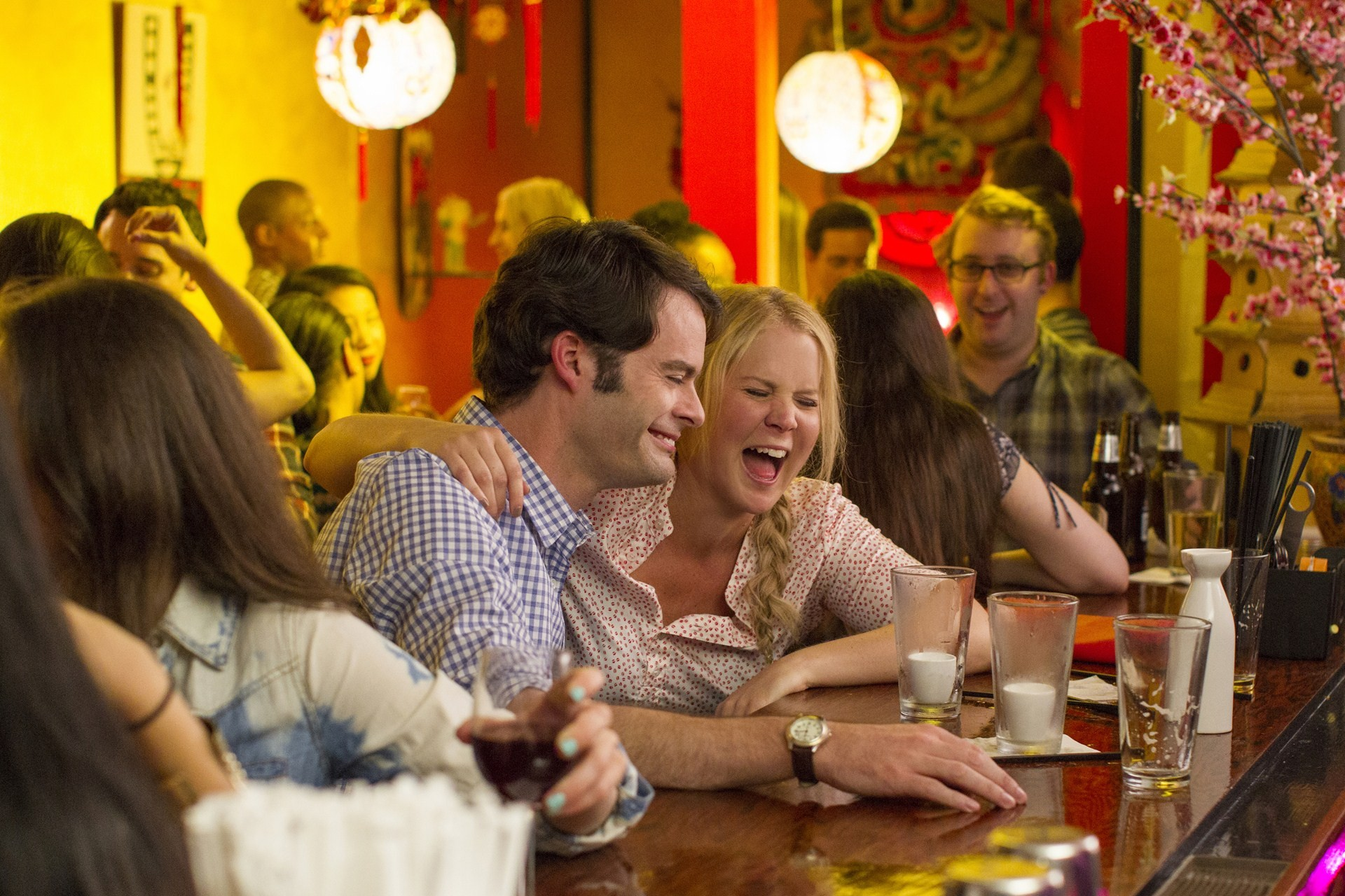 trainwreck review film takeout
