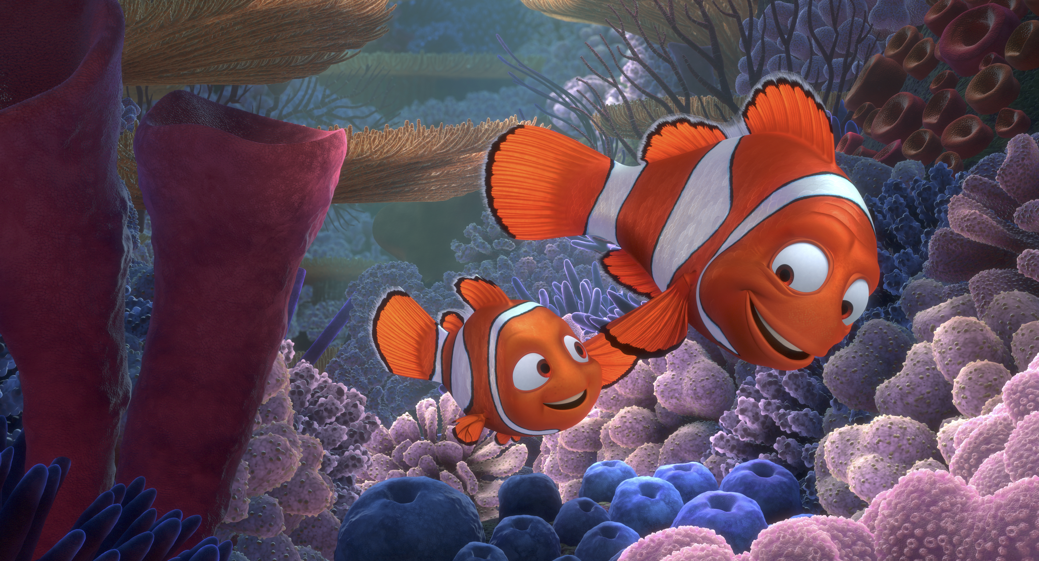 Finding Nemo Review - Film Takeout
