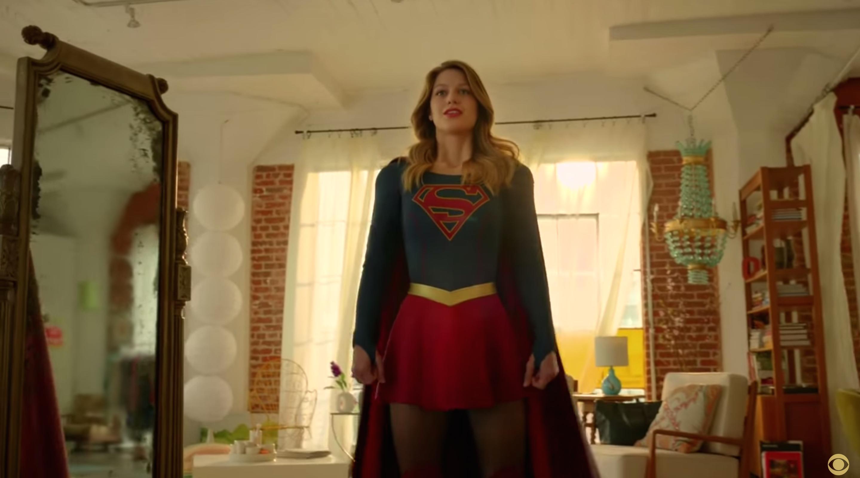 supergirl pilot review film takeout. Black Bedroom Furniture Sets. Home Design Ideas