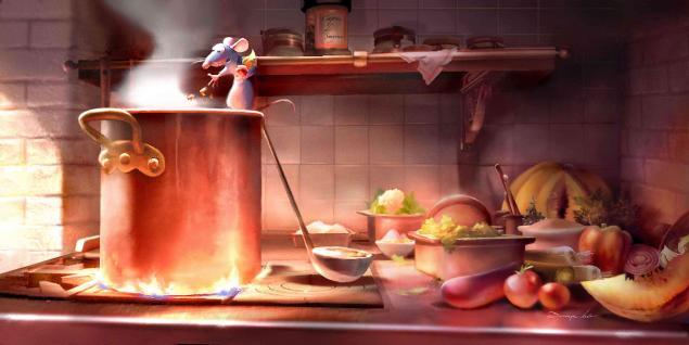 Ratatouille Review Film Takeout