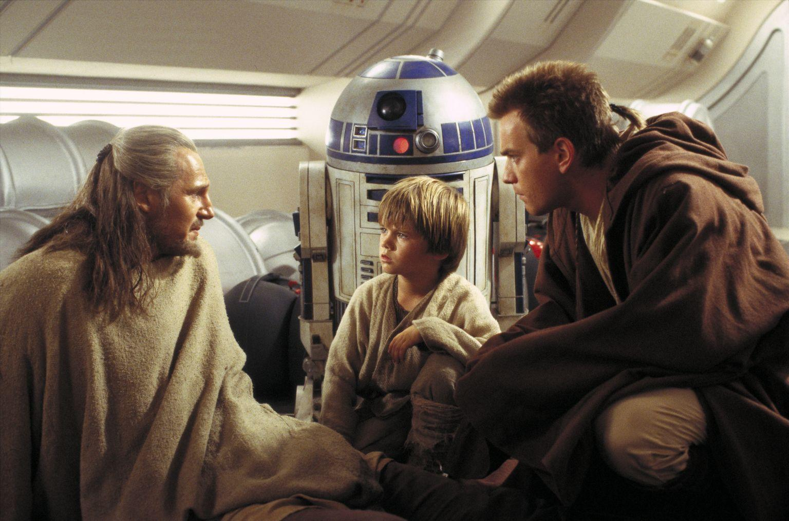 an analysis of episode iii of the star wars