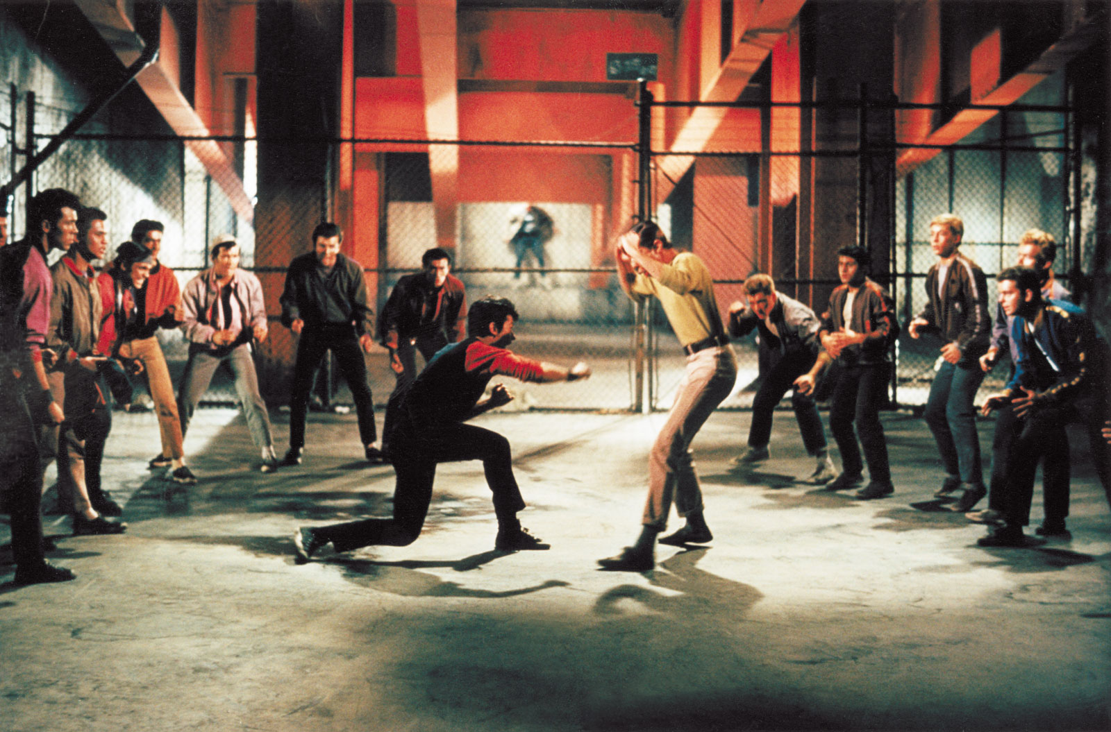 west side story Although west side story was named the best picture of 1961 and won 10 academy awards, it is not much mentioned by movie fans these days, and the old warhorse.