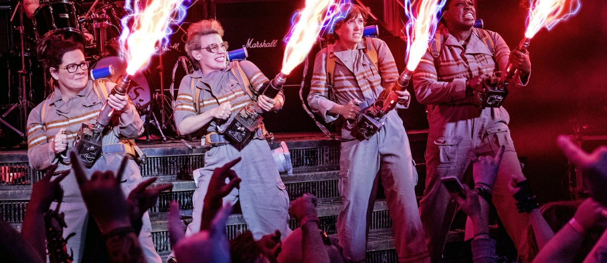 Movie - Ghostbusters 3