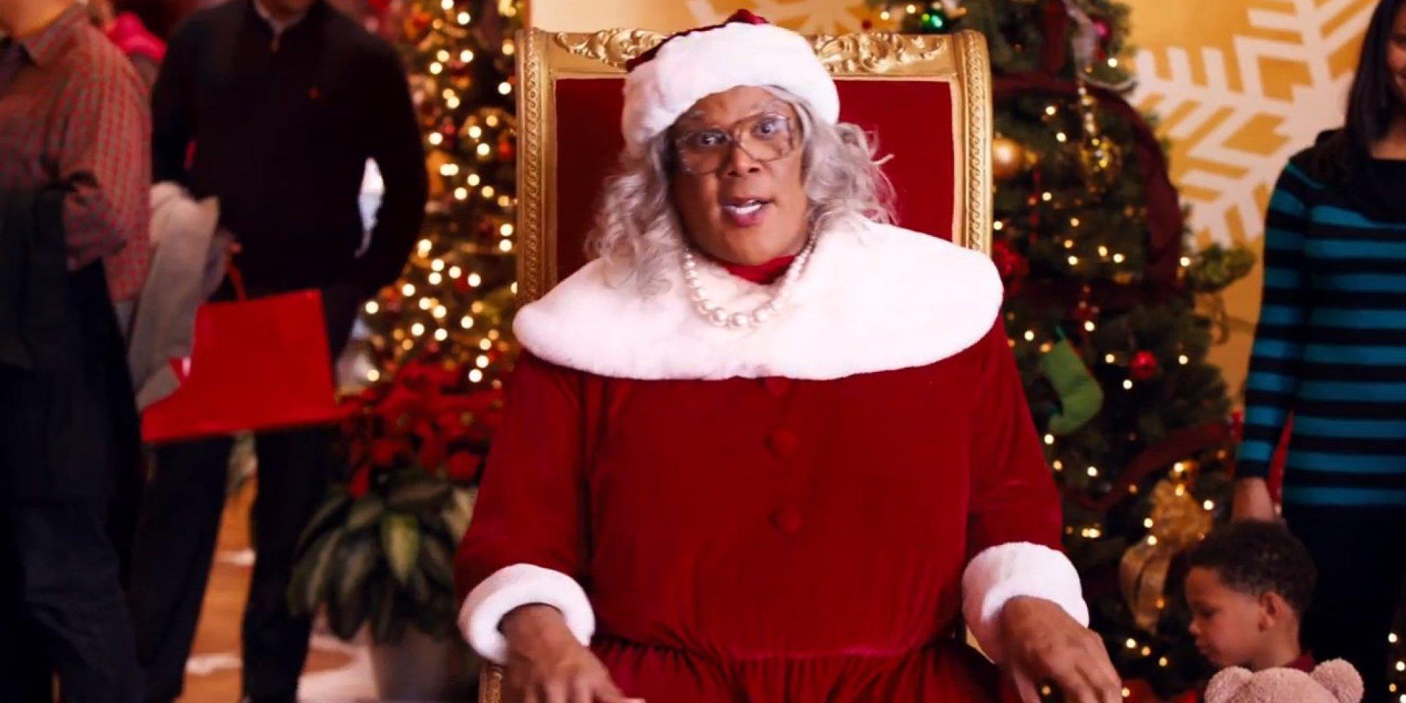 Madeas Christmas.A Madea Christmas Review Film Takeout