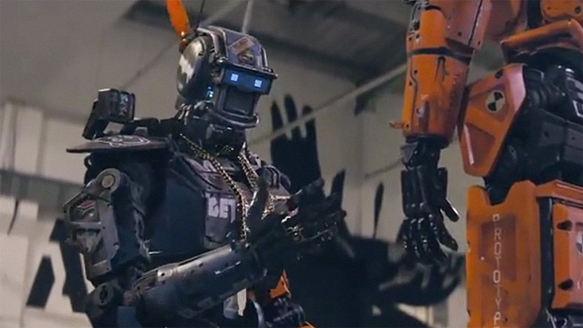CHAPPiE Review - Film Takeout